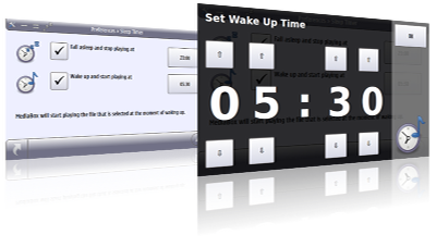 The new sleep timer